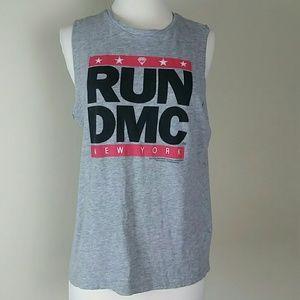 Divided by H&M Run DMC tank top small